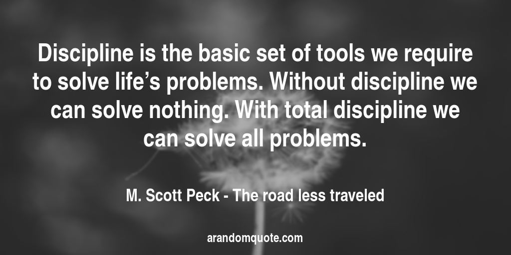 Best image quotes from The road less traveled book | A random quote