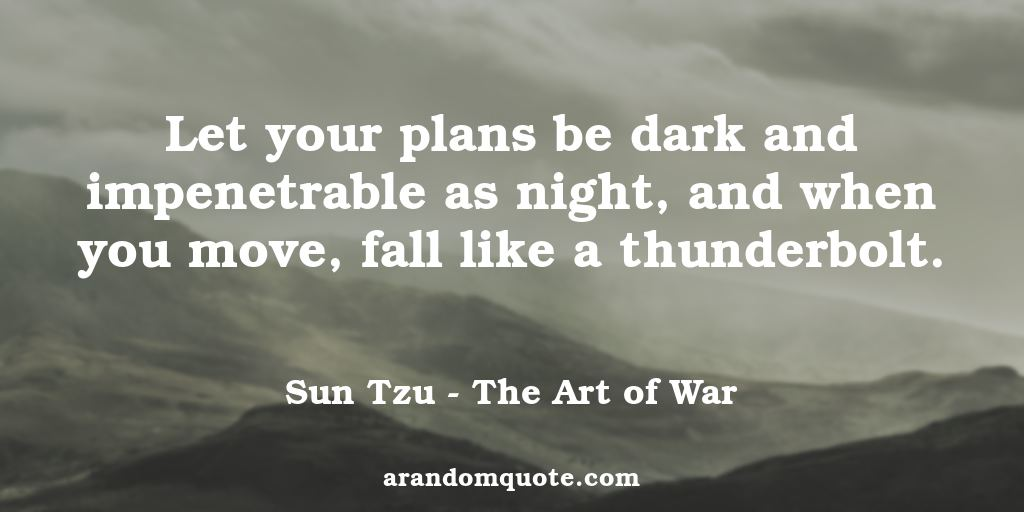 Art Of War Quotes Best image quotes from The Art of War book | A random quote Art Of War Quotes